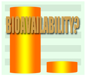 The importance of bioavailability