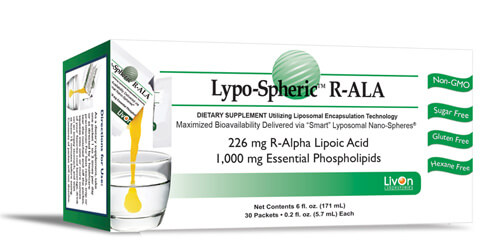 lypo-spheric alpha lipoic acid