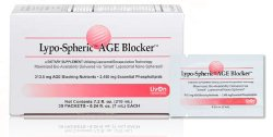 Lypo-Spheric AGE Blocker - An Incredibly Powerful AGE-Blocking Supplement