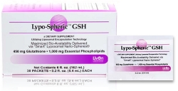 Lypo-Spheric<sup>TM</sup> GSH - Glutathione: Your Body's Powerful Master Defender