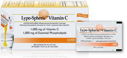 Lypo-Spheric<sup>TM</sup> Vitamin C - Many Times More Powerful than Other Oral Forms of Vitamin C