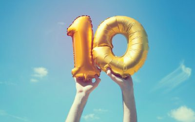 Celebrating 10 Years of Cutting-Edge Science, Quality and Service