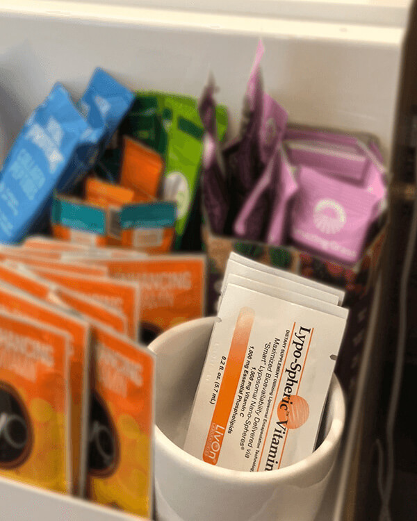 LivOn Labs Wholesale | Lypo-Spheric® Supplements | LivOn Labs