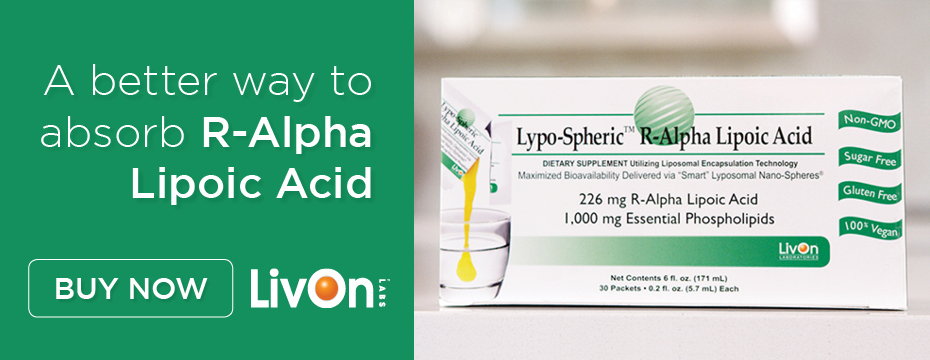A better way to absorb Alpha Lipoic Acid banner with photo of carton and link to learn more