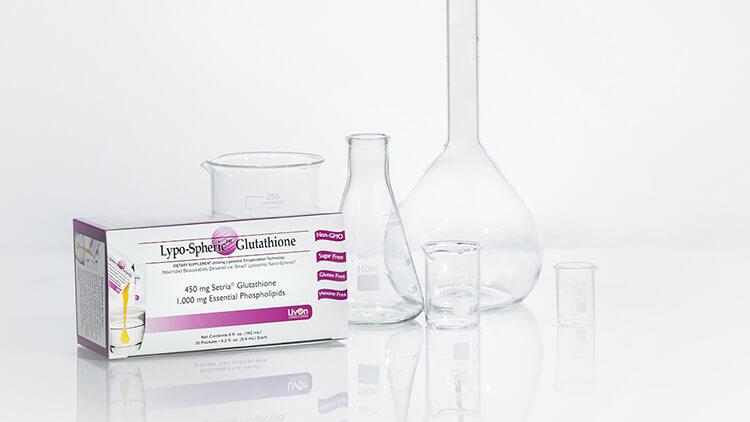 Liposomal Glutathione (GSH) | Lypo-Spheric Glutathione