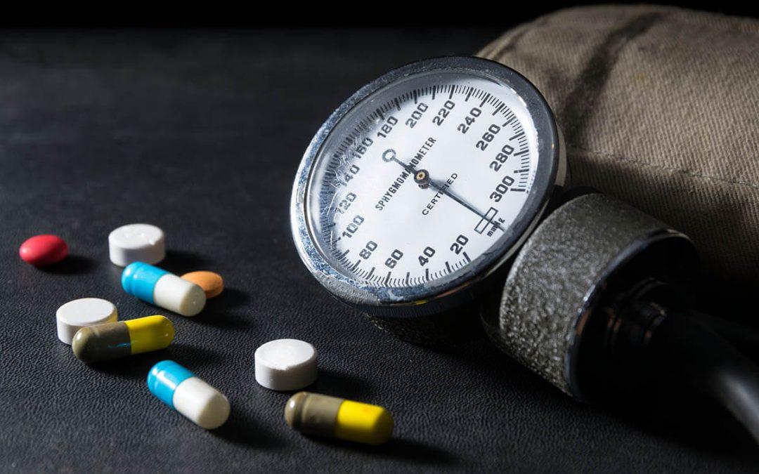 Blood Pressure Medications and Vitamin Depletion