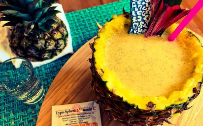 Immuni-tiki: Tropical Immune Smoothie