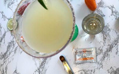 Lypo-C Sparkling Margarita Recipe